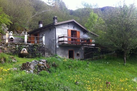Baita Montagna Parco Adamello - Garda