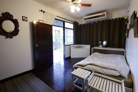 ห้องพักชั้นบนพร้อมวิวภูเขา - Haus