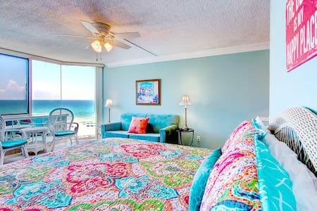 Top of the Gulf 607-AVAIL9/26-9/30 $481 -RJ Fun Pass*Buy3Get1FreeThru12.31*Gulf View - Appartamento