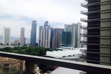 KLCC, 2 min walk to twin towers& convention centre - Kuala Lumpur