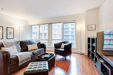 CHARMING CONDO IN DOWNTOWN MONTREAL - Lakás