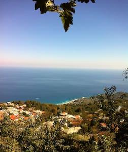 Mountain retreat villa with a view - Zagora