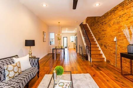 *Close To Subway*Free Park & Brkfst - Philadelphia - Bed & Breakfast