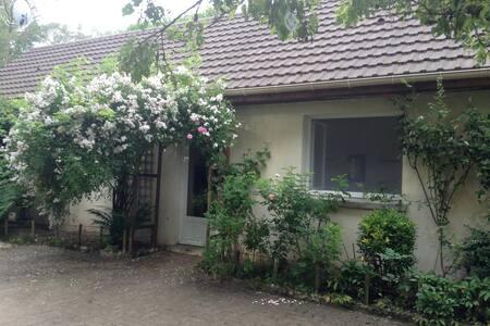 Ravissante petite maison dans jardin de propriété - Saint-Rémy-l'Honoré