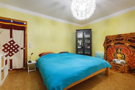 Quiet Room with Privacy - Mittelbrunn - Hus