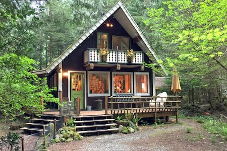 #73 - Rustic Escape for You & Fido! - Cottage