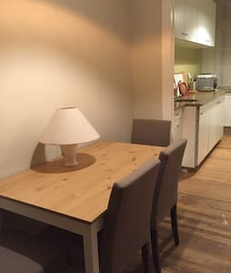 Duplex in old mansion (City center) - Hasselt - Townhouse