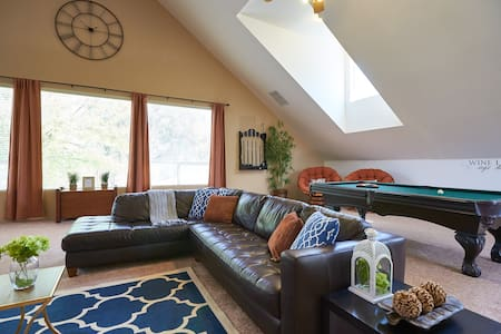 Luxe Suite Surrounded by Wineries!! - Temecula - Penzion (B&B)