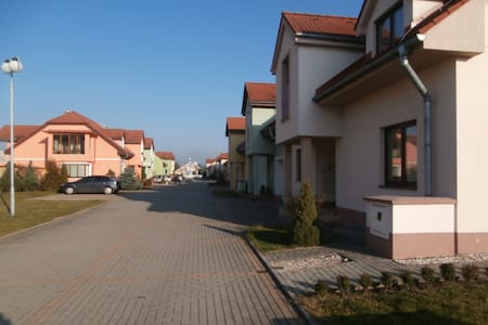 Apartman Sliač-kupele - Haus