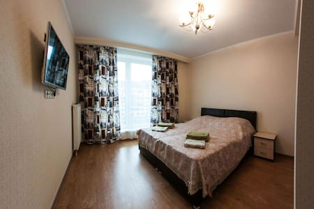 Уютная квартира в центе Тюмени - Apartment