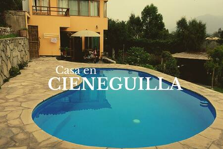 Casa de Campo en Cieneguilla (privado) - Distrito de Cieneguilla - House