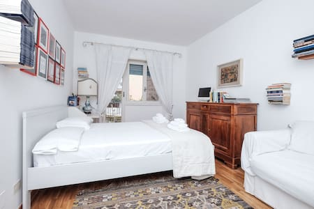 Romantic 1BR Terrace Home by Saint Peters - Roma - Apartment