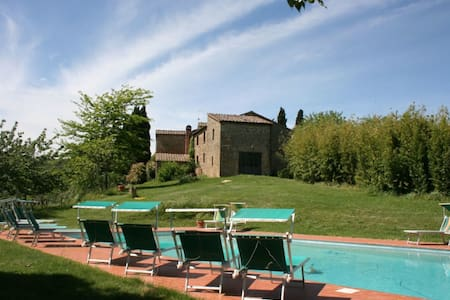 Agriturismo Bevignano - Casa Linda - Monte San Savino