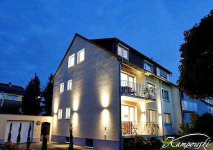 Kampowski Apartments - Deluxe - Bad Nauheim - Pis