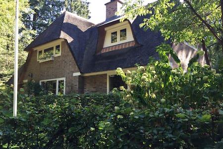 Droomhuis aan de Veluwe rand - Villa
