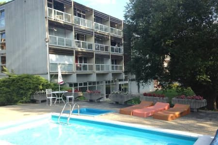 Studio Csopak 2 with pool - Csopak - Apartment
