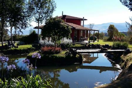 Cotopaxi Hacienda la Campiña - Kisház
