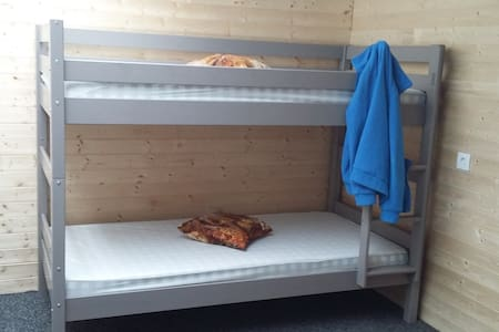 Solo 2 Bed & Café - Dortoir