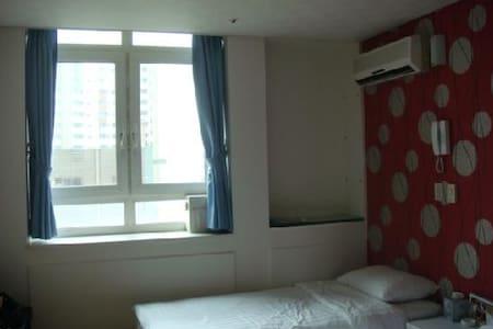 Studio tout équipé dans résidence privée (Seoul) - Yeongdeungpo-gu - Condominium
