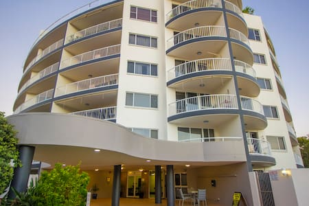 1-BR Holiday Resort Studio Apartment - Daire