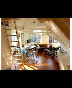Lovely studio, in central Haarlem