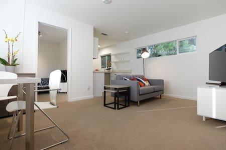 Modern Menlo Park Apartment - Menlo Park - Lejlighed
