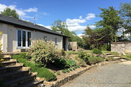 Newly converted Devon long barn - Chittlehampton - Bed & Breakfast