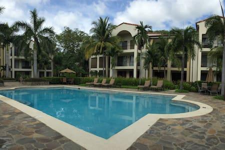 Pacifico Resort Condo by pool