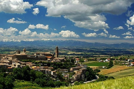 Confortable flat on MARCHE hills - Borgo Pintura