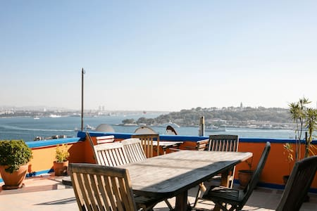 The best view of Istanbul - Beyoğlu - Apartment