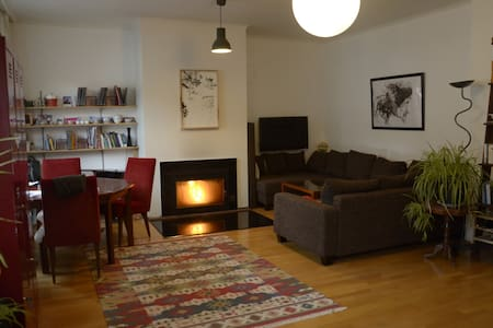 Large private room for 1-4 guests, central Cologne - Cologne