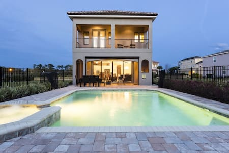 W258 - 5 Bedroom Luxury Villa Near Disney - Kissimmee