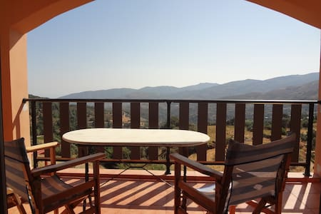 40m2 studio in the heart of Cretan nature - Epanochori - Guesthouse