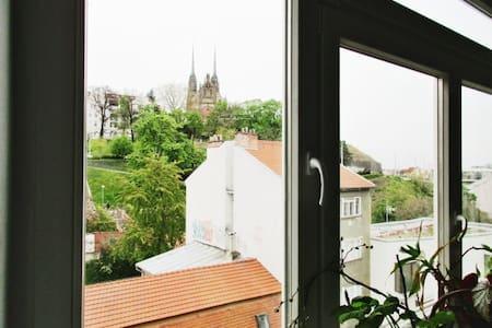 Atraktivní bydlení v centru Brna - Apartament