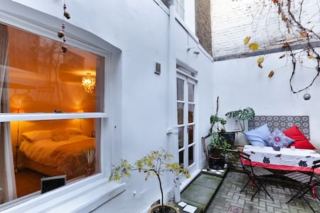 Camden Hotel-Style Ensuite & Patio - Greater London - Apartment