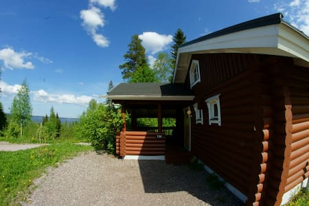 Messiläntupa - near lake, ski center and Lahti - Cottage