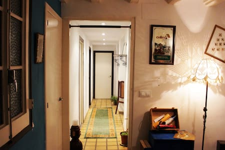 Room for two in creative Old Town - Barcelona - Wohnung