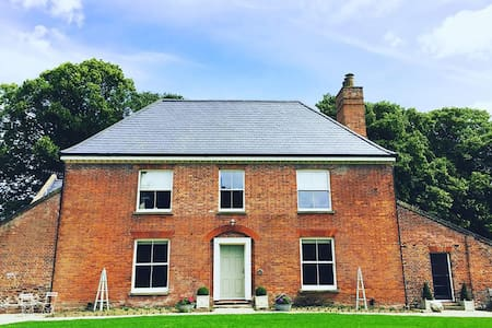 Beautiful countryside retreat, Norfolk Broads - Fishley - Casa