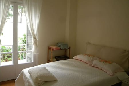 Cosy apartment with nice garden close to Akropolis - Wohnung