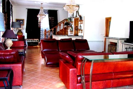 DeLuxe Residence with Pool  in Luxury Villa 5* - Maceira