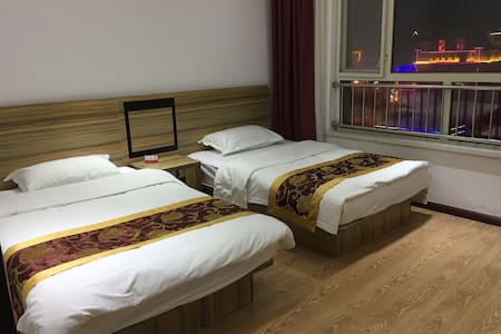 崇礼崇真大两居酒店式公寓 - Zhangjiakou Shi