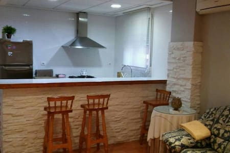 APARTAMENTO EN EL CENTRO/ A ESTRENAR - Moratalla - Wohnung
