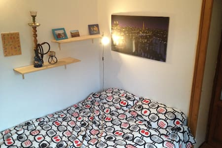 Ethnic and historical room - Sesto Calende - Flat