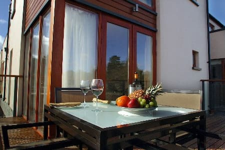 Modern Holiday Homes Sheen Falls Kenmare - Kenmare - Townhouse
