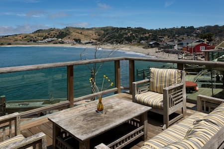 The Pedro Point Boat House/Topside - Pacifica - Annat