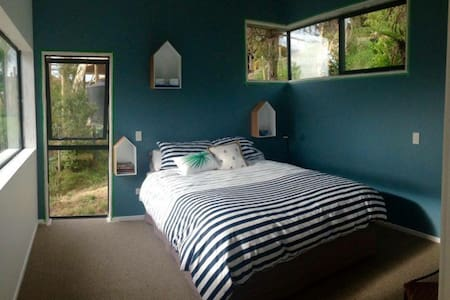 Two Rooms in NZ Paradise - Haus