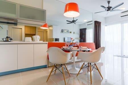 Family-friendly condominium - Társasház