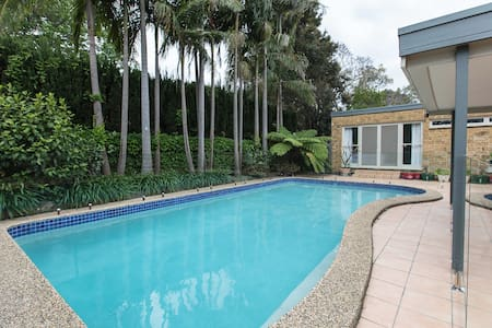 Entertainer's delight close to Sydney's harbour - Longueville