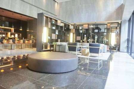 Taichung Vogue Live 寬闊綠樹視野 近74中彰交流道 - Beitun District - Serviced apartment