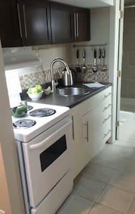 apt room for 3 cozy century home - Sarnia - Apartment